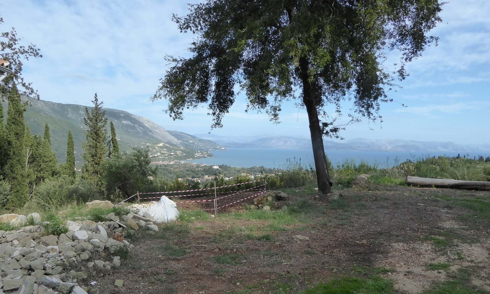Central Corfu property for sale