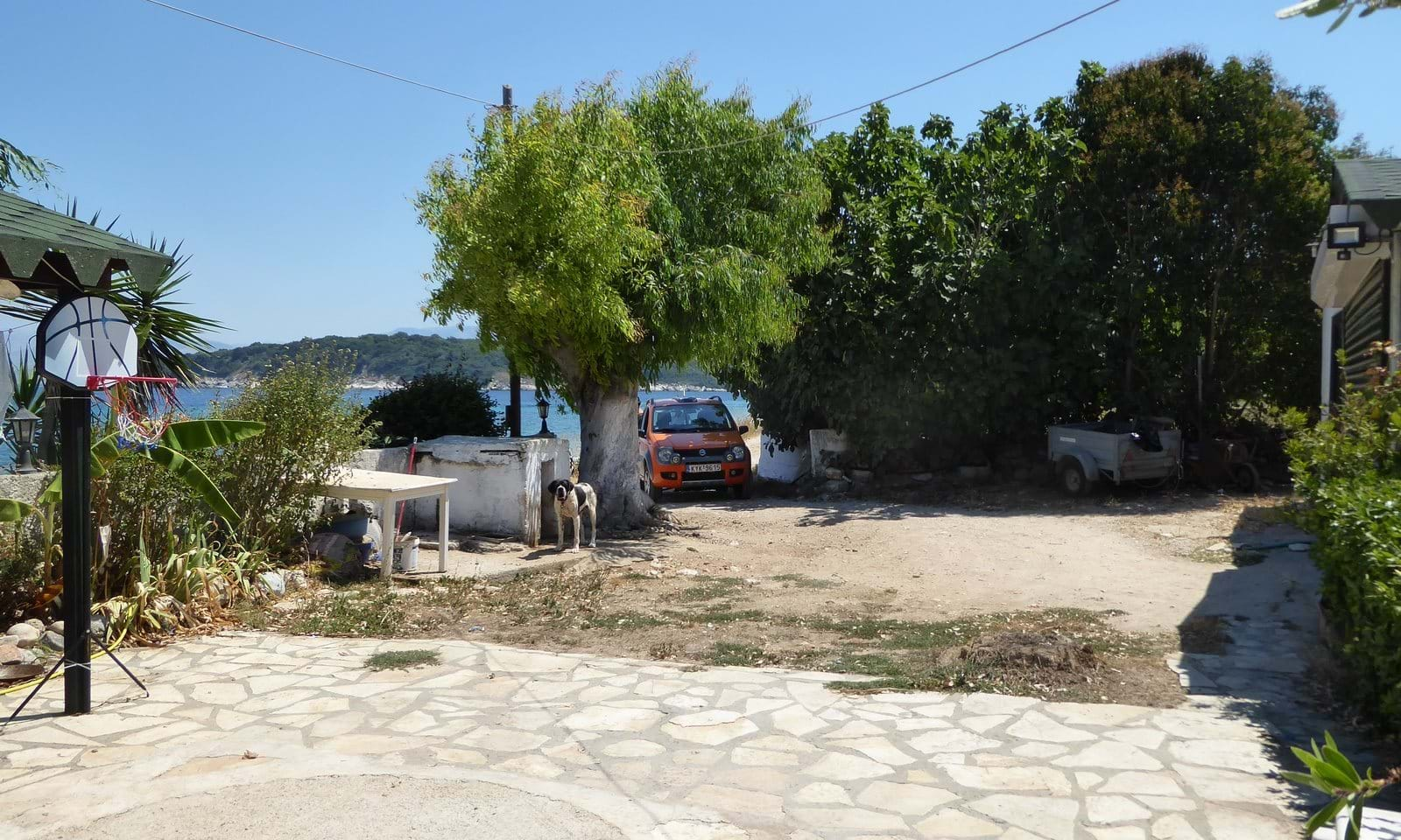 Seaside property for sale in Corfu