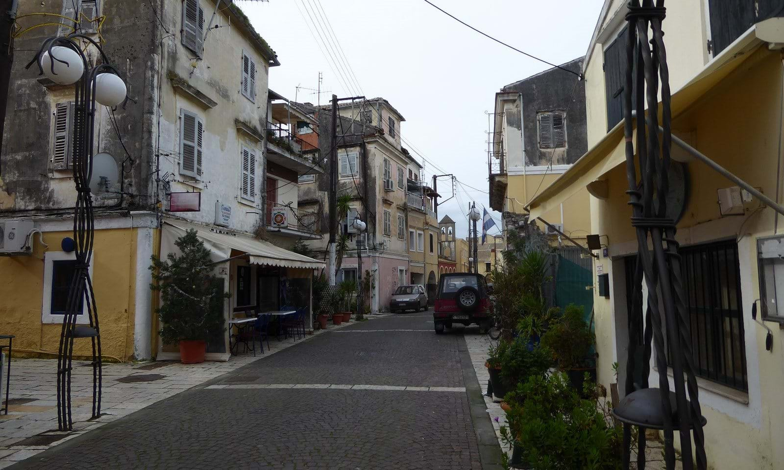 Houses and apartments for sale in Corfu Greece