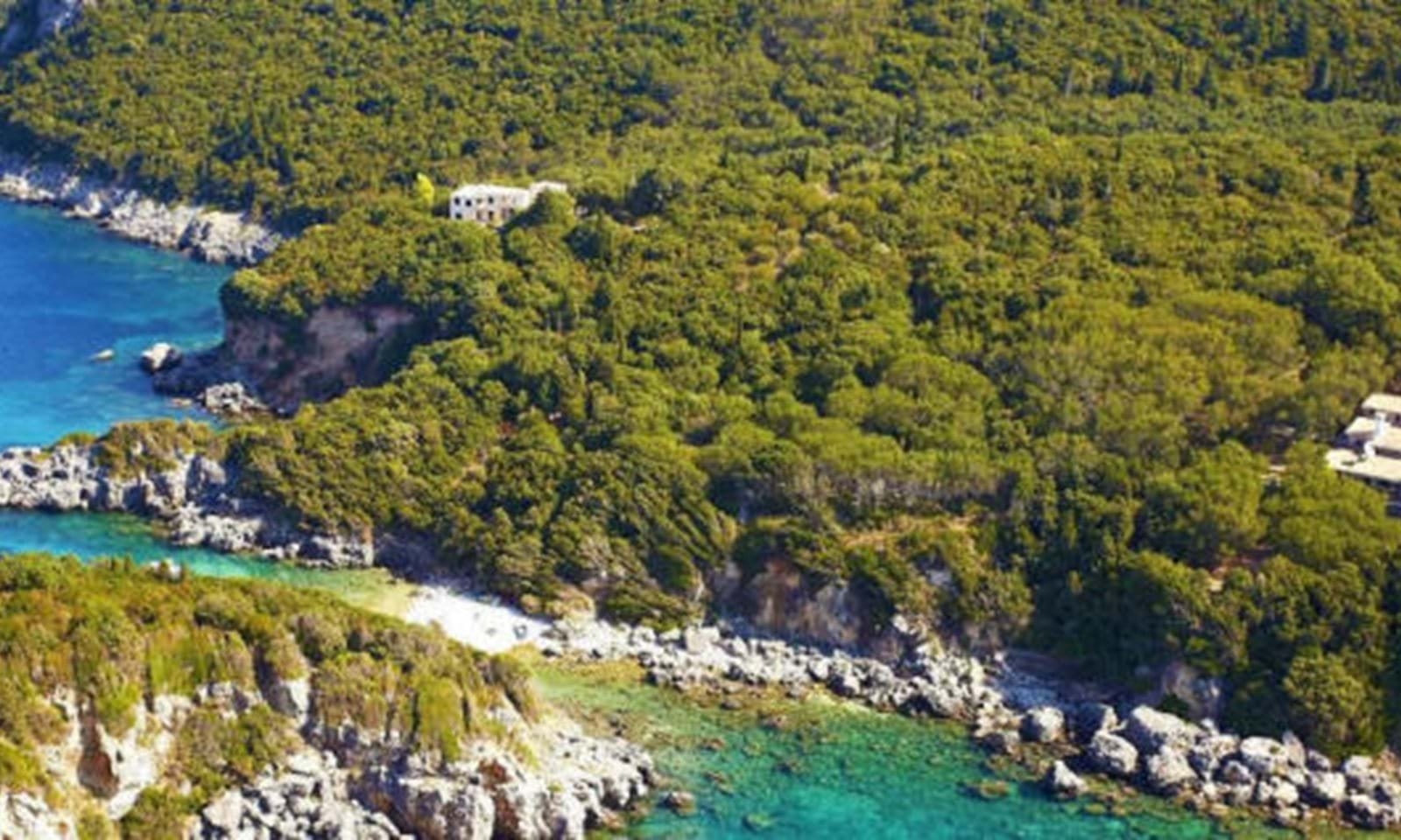 seaside villa for sale in corfu