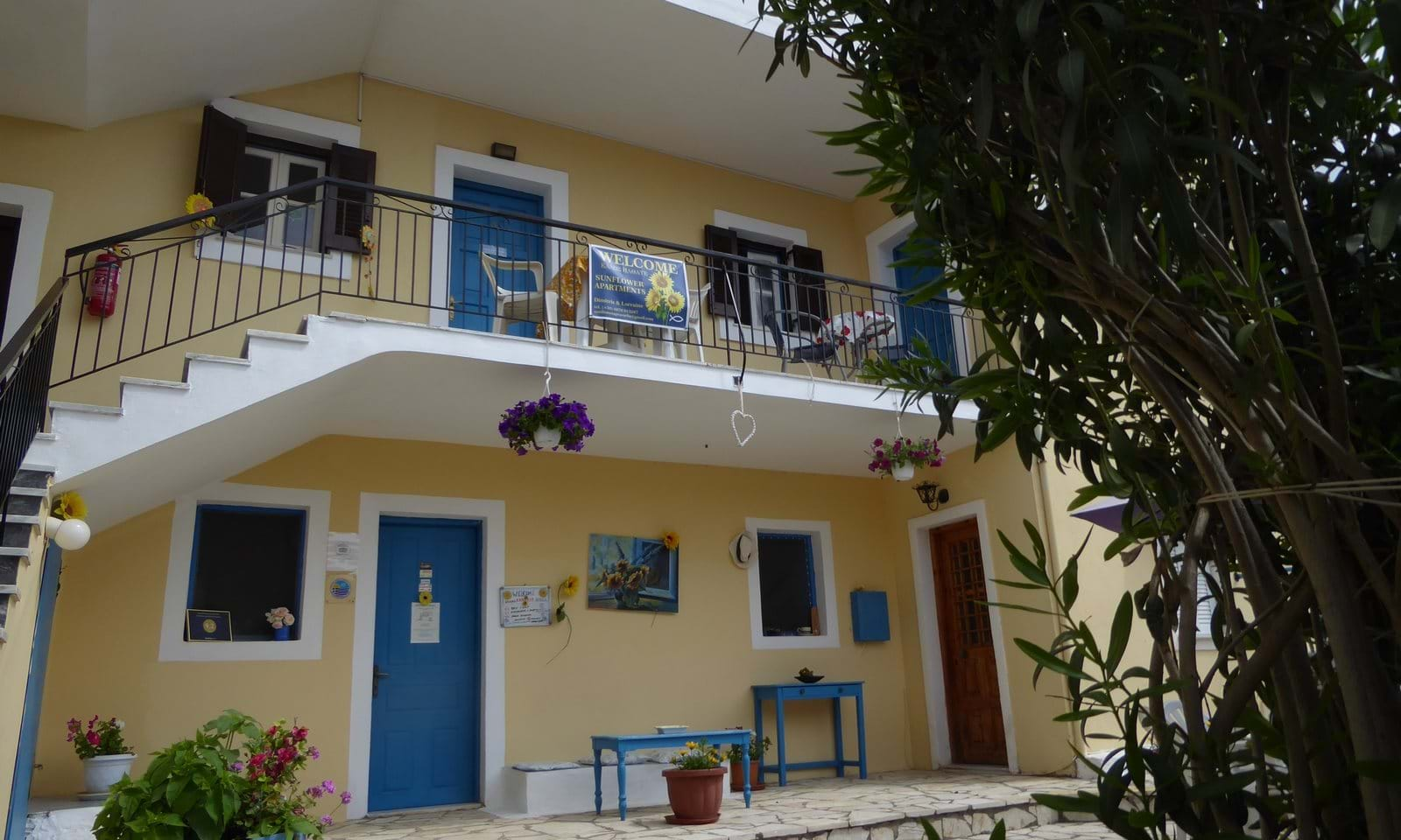 Apartment complex for sale in Kassiopi Corfu