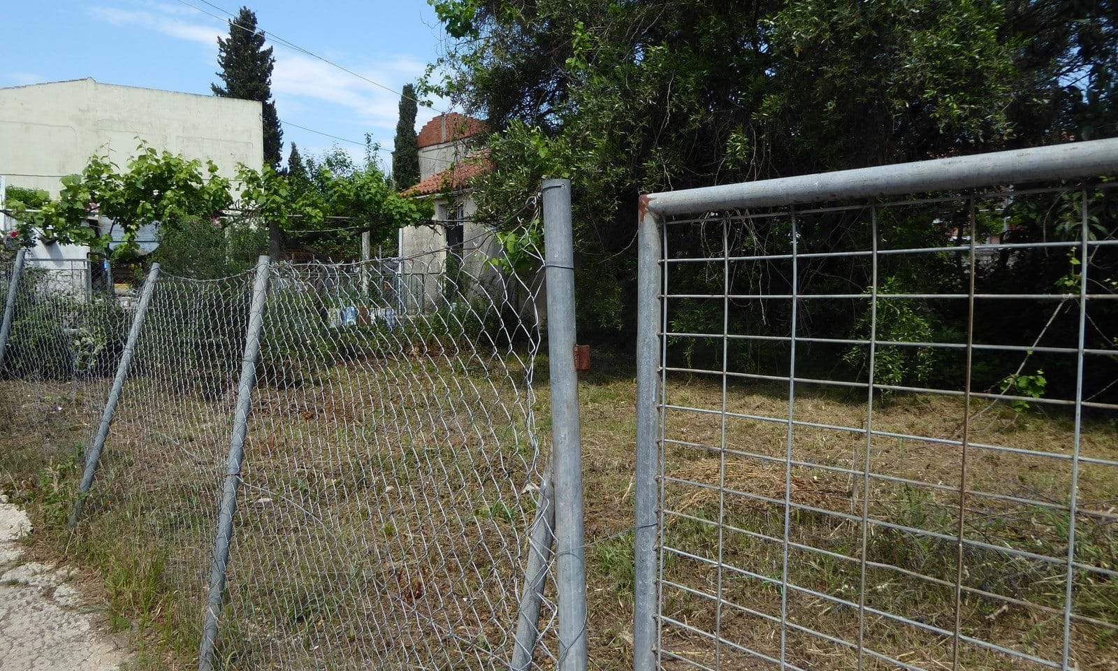 Kassiopi land for sale