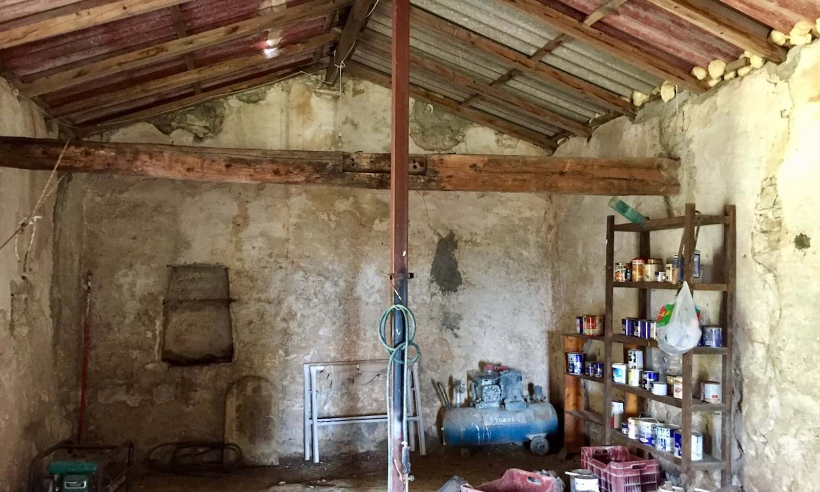 Investment opportunity in Corfu, Renovation project