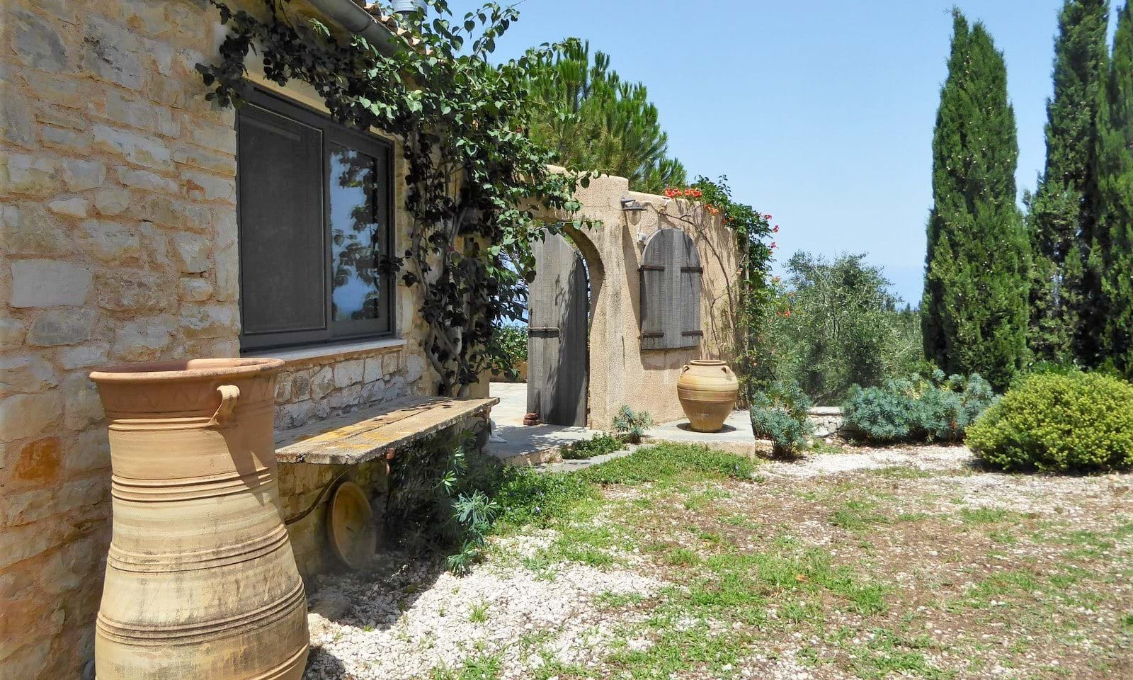 Exclusive property for sale in Corfu