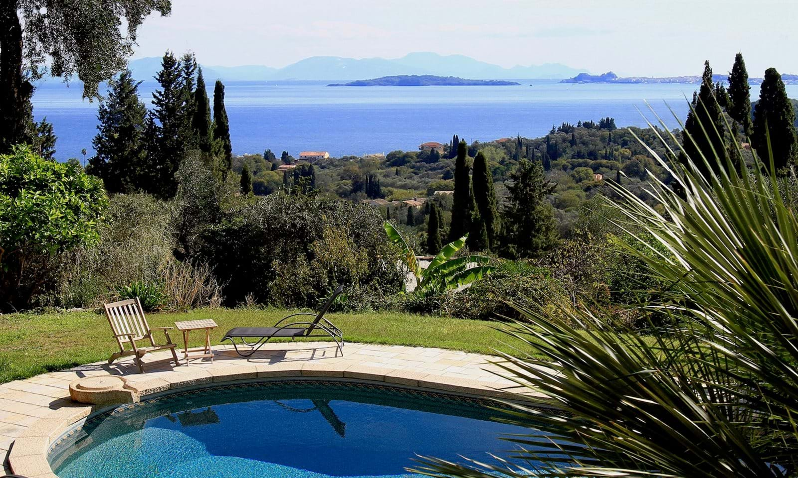 Amazing property for sale in Corfu, Agios Markos