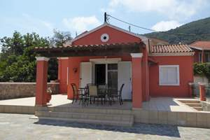 SUNRISE COTTAGE, Doukades, Corfu