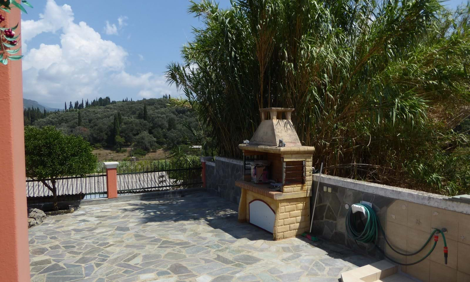 House for sale in Doukades Corfu