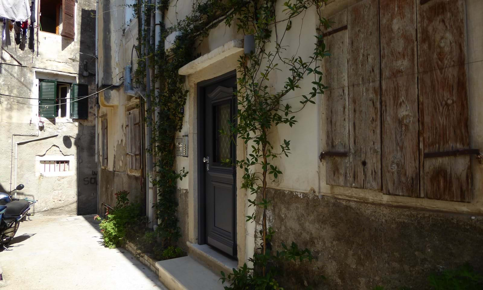 Corfu town property for sale