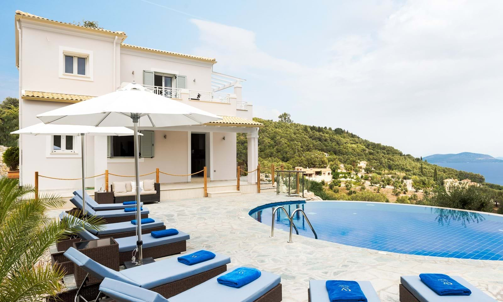 Prime property in north east Corfu