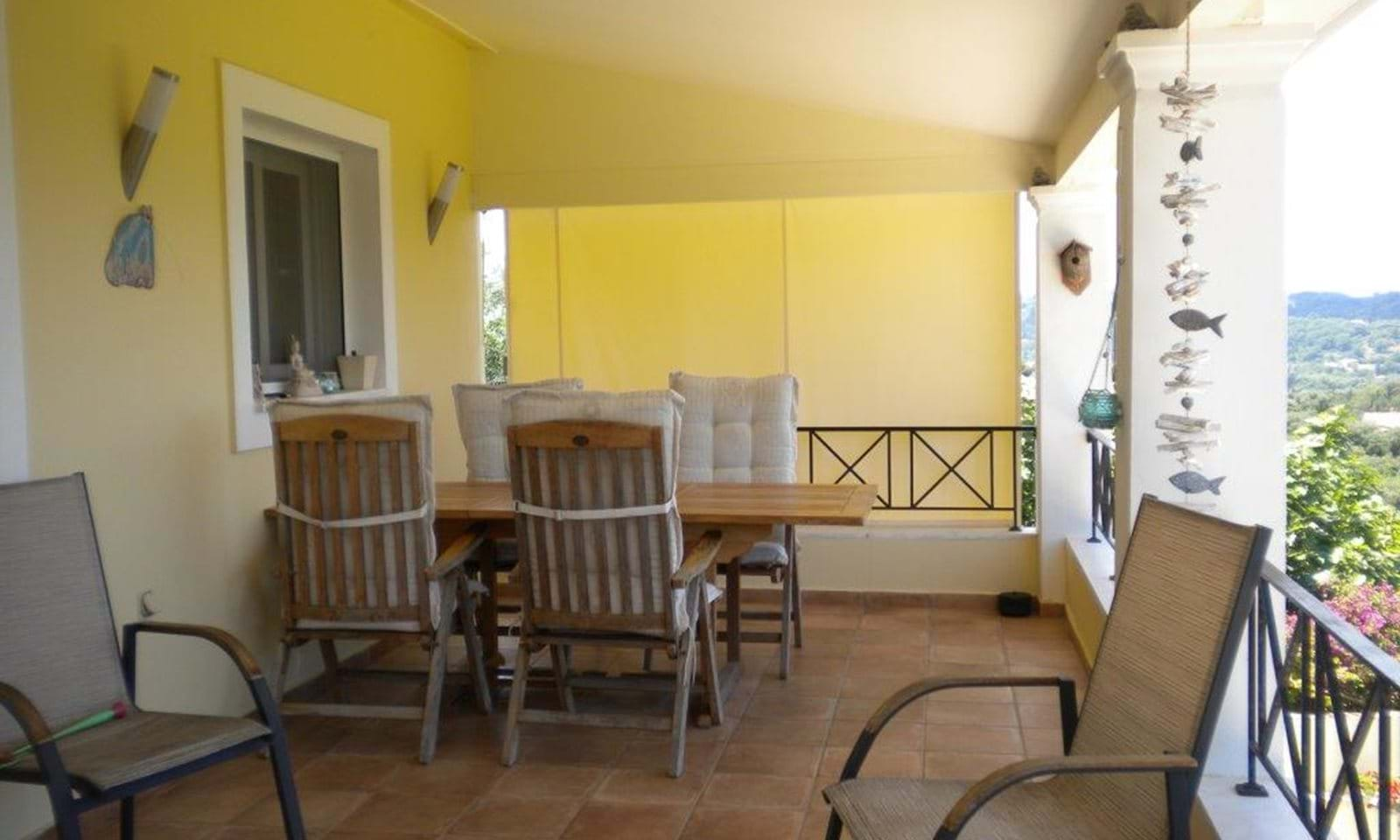 villa for sale corfu
