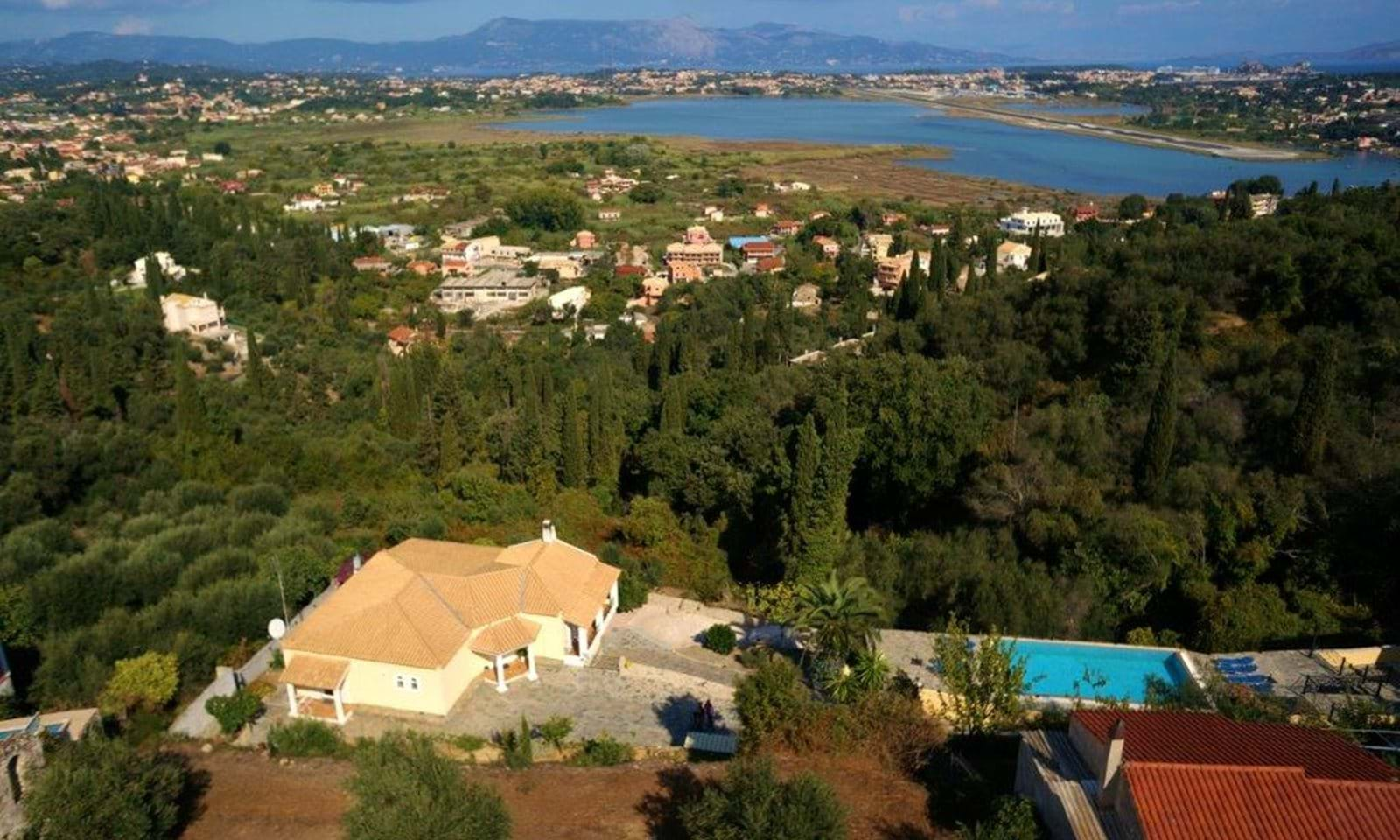 corfu villa for sale, south corfu villa for sale