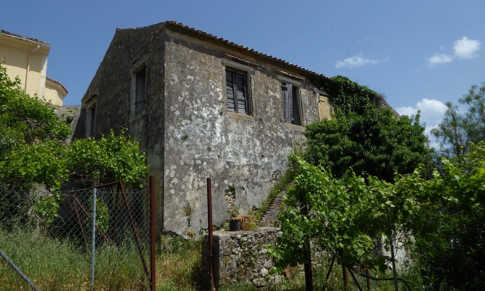 Renovation projects in Corfu Greece