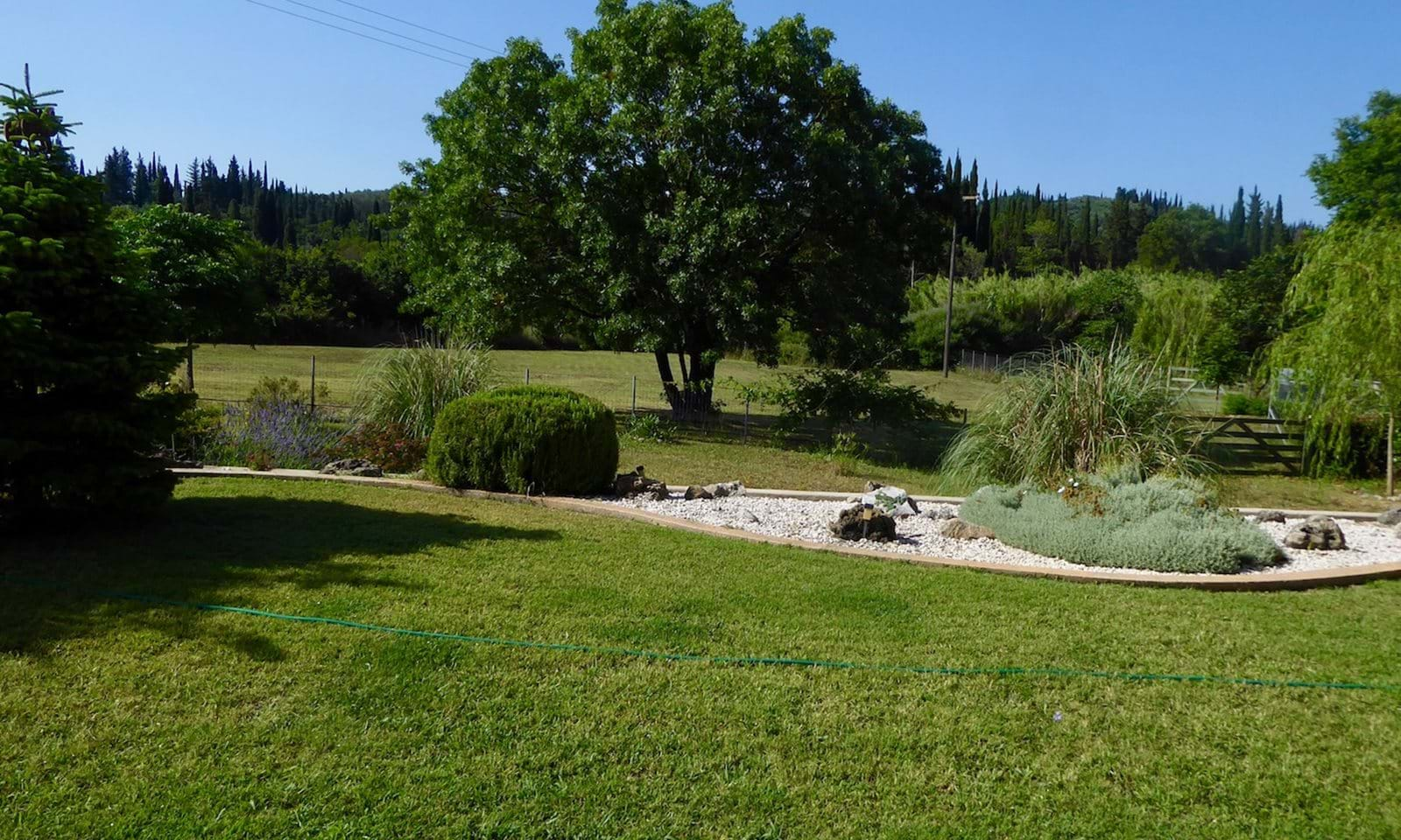 House for Sale in Doukades, Corfu Meadow View