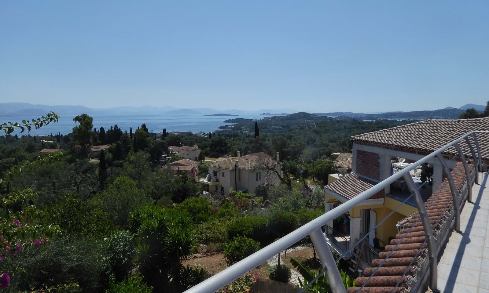 House for sale in Kato Korakiana Corfu