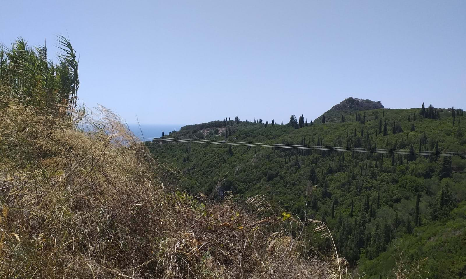Land for sale near Makrades Corfu